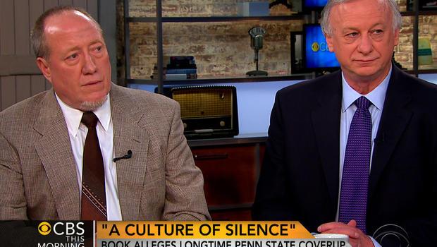 Bill Moushey and Bob Dvorchak