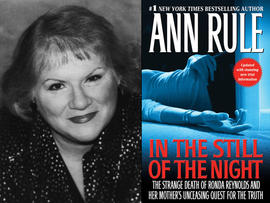 Author Ann Rule