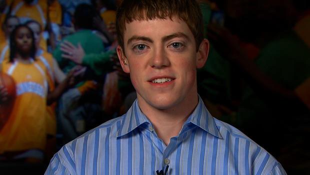 """Tyler Summitt on """"CBS This Morning."""""""