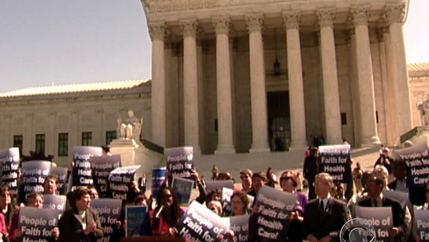 U.S. nuns groups have protested in favor of health care reform, which one of the things criticized by the Vatican.