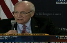 Cheney's advice for Romney on VP pick