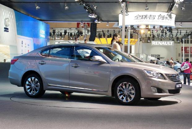 High-tech rides at Beijing Auto Show 2012