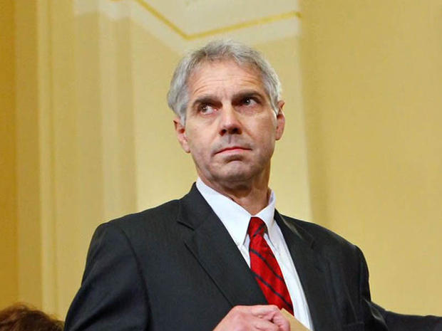 Secret Service Director Mark Sullivan