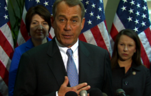 "Boehner: Secret Service scandal ""black mark"" on country"