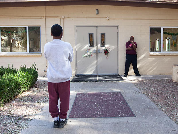 """Juvenile in Justice"" photo project captures kids behind bars"