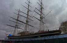 The Cutty Sark returns after a makeover