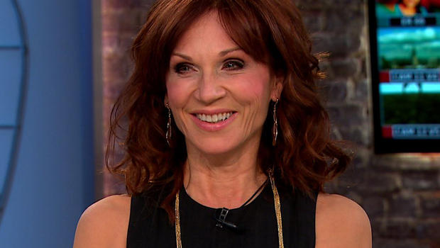 "Marilu Henner on ""CBS This Morning."""
