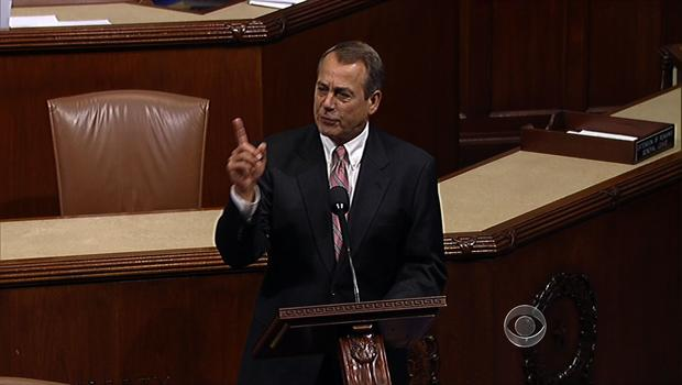 House Speaker Rep. John Boehner, R-Ohio on April 27, 2012.