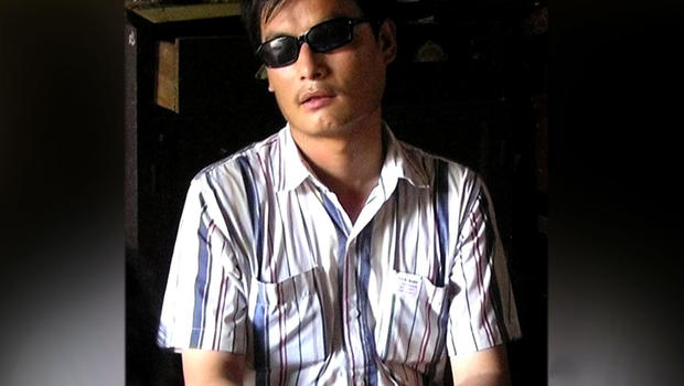 Chen Guangcheng case overshadows crucial diplomatic visit