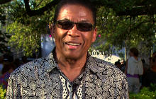 "Herbie Hancock on first ""International Jazz Day"""