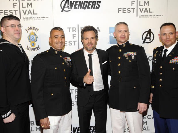 """The Avengers"" premieres"