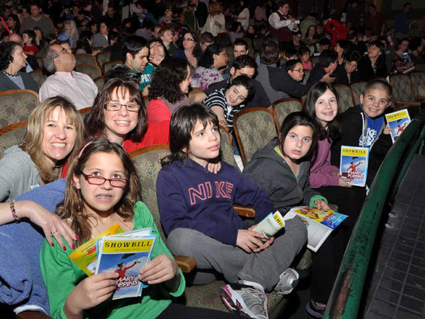 autism, broadway, mary poppins, theatre development fund