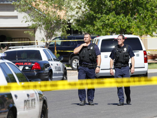 Neo-Nazi kills 4, himself, say Ariz. cops