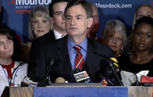 Mourdock credits Tea Party for Lugar defeat
