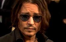 "Johnny Depp at ""Dark Shadows"" Hollywood premiere"