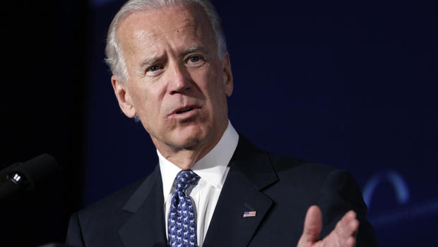 Vice President Biden in March 2012 file photo