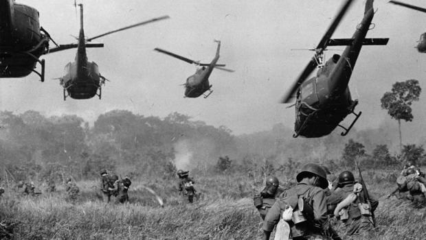 america's faults in the vietnam war