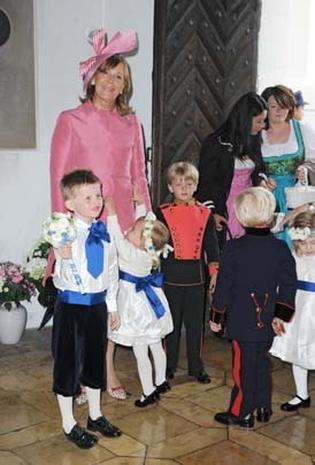 Princess marries in Germany