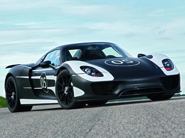 918 Spyder: Porche's new supercar prototype
