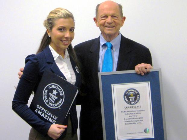 Guinness World Records' geriatric fitness phenoms