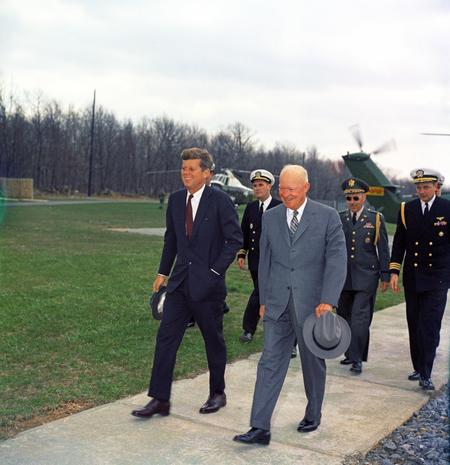 Camp David, from FDR through Obama
