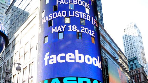 Facebook ipo opening price