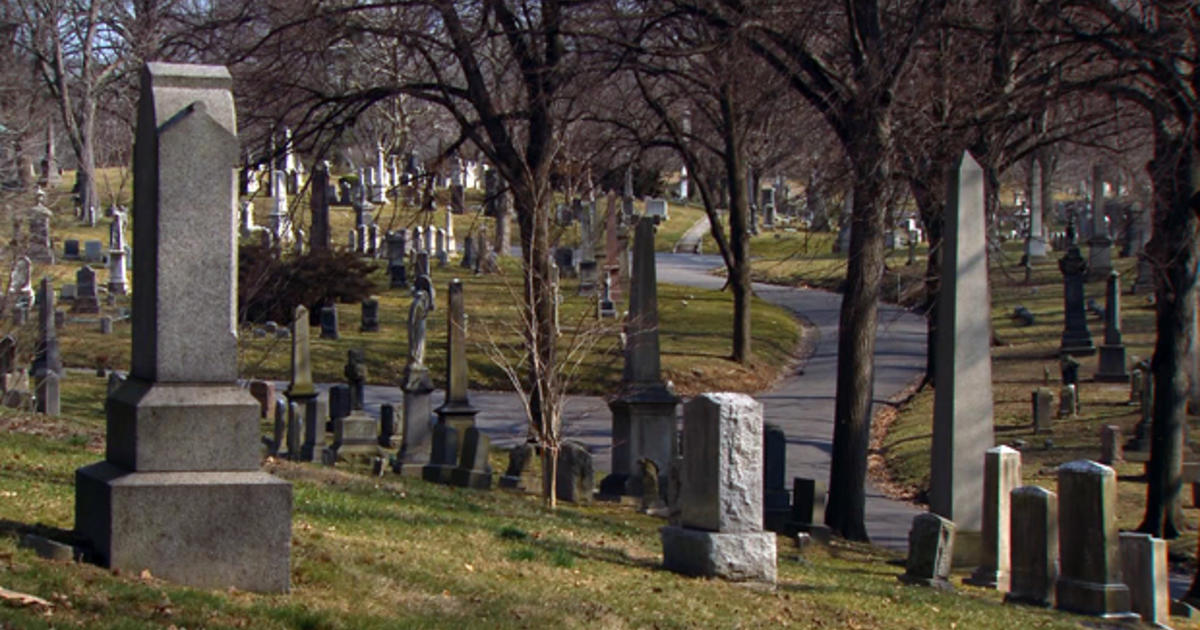 Final resting place: Cemeteries lack oversight - CBS News