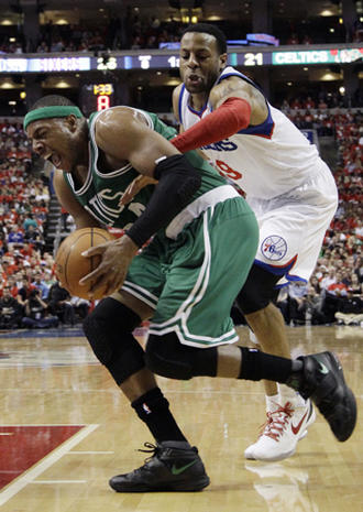 2012 NBA Playoffs - Conference semifinals