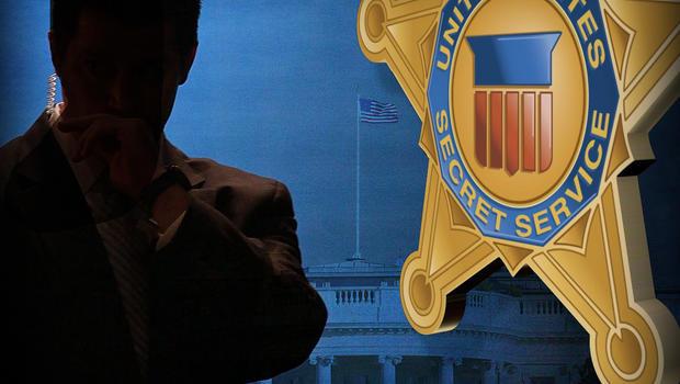 Secret Service Agent,  Secret Service Seal