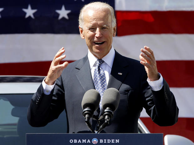 Biden: Romney no more qualified than plumber