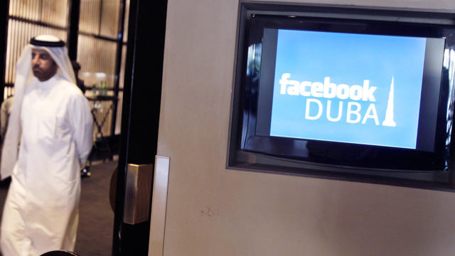 Facebook launches Mideast office in Dubai