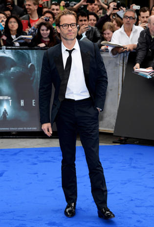 """Prometheus"" premieres in London"