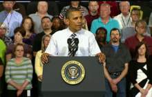 Obama says economy will come back stronger