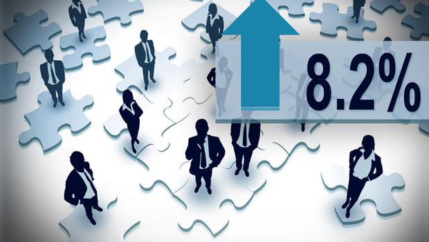 Anemic jobs report sends stocks sliding