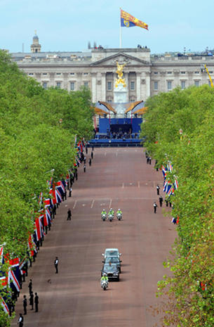 Diamond Jubilee: Carriage procession