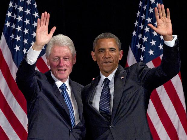 Clinton helps Obama raise $3.6 million at NYC fundraiser