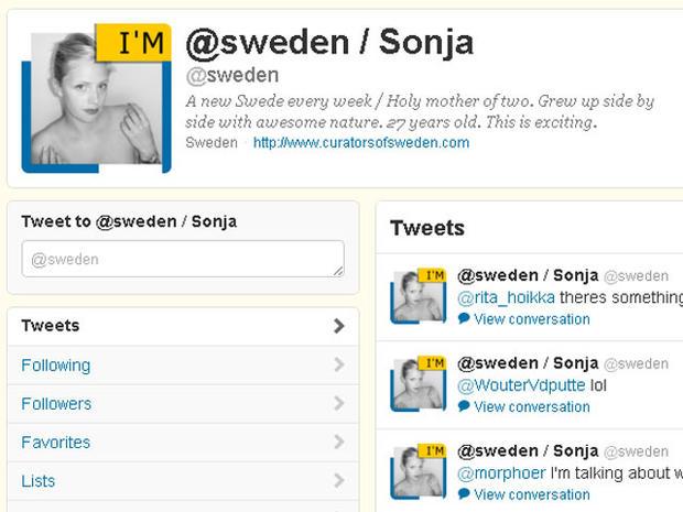 sweden twitter