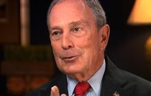 Bloomberg on running for president, future plans