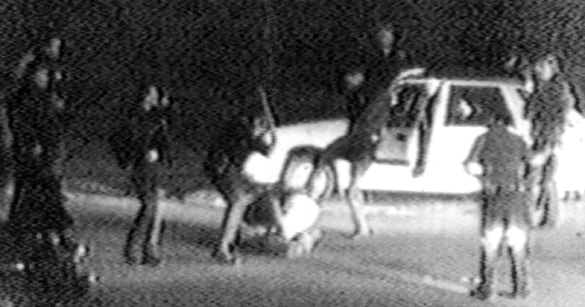 Image result for the beating of rodney king