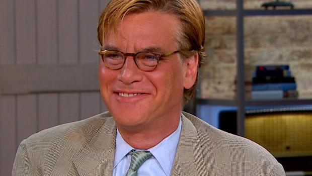 """Aaron Sorkin on """"CBS This Morning."""""""