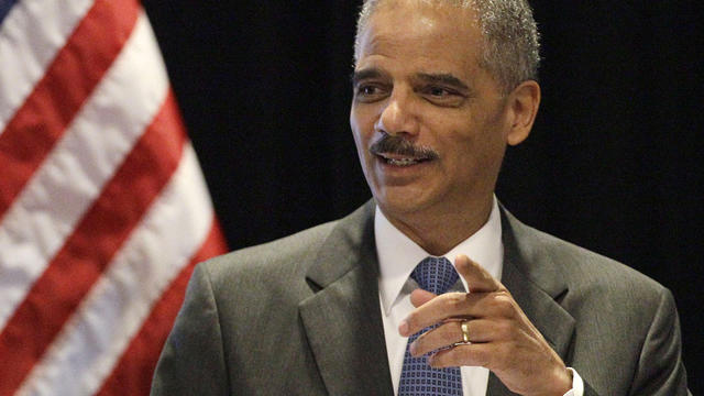 House to vote on Attorney General Holder contempt