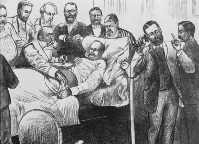How Doctors Killed President Garfield Cbs News