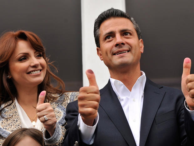 mexico, Enrique Pena Nieto