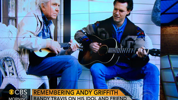 andy griffith guitar music