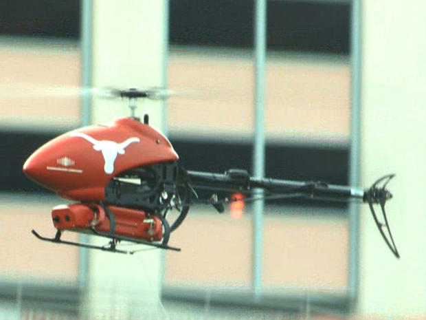 """Hijackings"" raise concerns over security of drones in U.S."