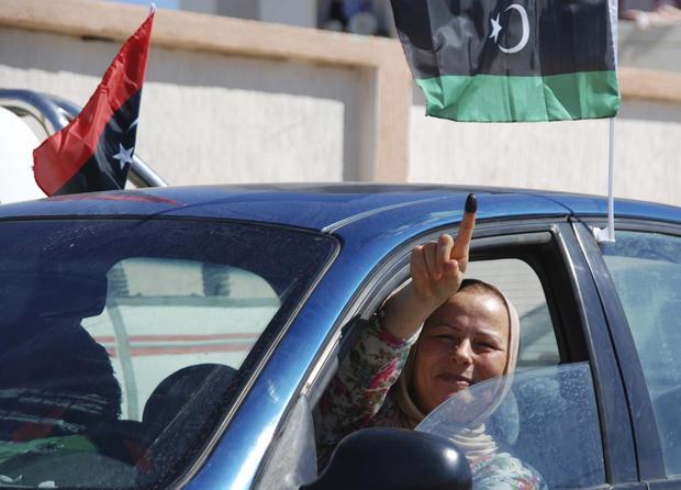 Elections in Libya