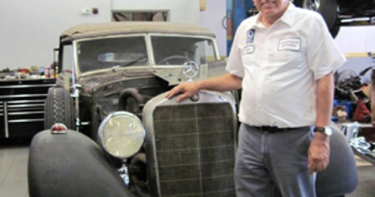 N.J. car dealer: Mercedes bought online was \