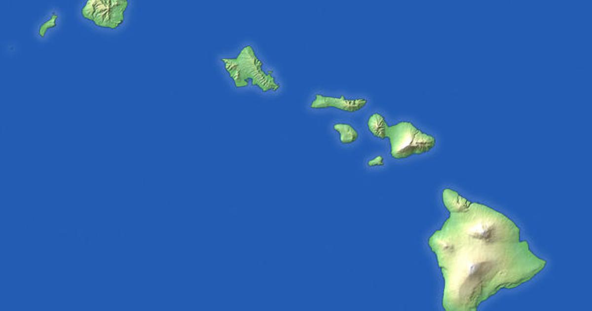 Magnitude 5.3 earthquake strikes near Hawaii - CBS News