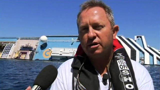 Costa Concordia disaster - 6 months later
