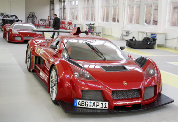 7. Gumpert Apollo - Top 10 fastest cars in the world - Pictures ...